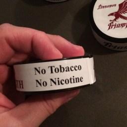 Triumph Chew – No Tobacco No Nicotine