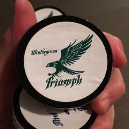 Wintergreen Triumph Chew