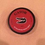Gator Sunflower Seed Chew – Spicy