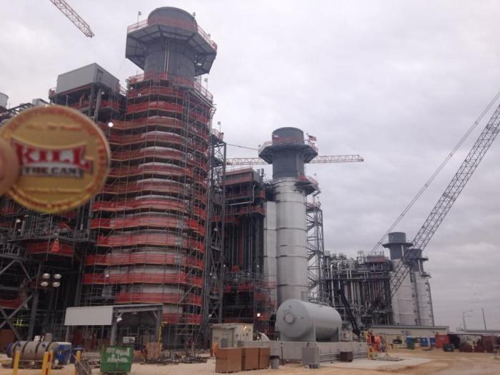 BazookaJoe - Combined Cycle Power Plant on HOF Day