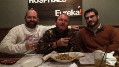 Photo of cmark, Ammqash & Sajax at Eureka!