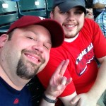 Chewie & Steve1357 Take In An Indians Game