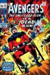 Avengers 89 June 1971
