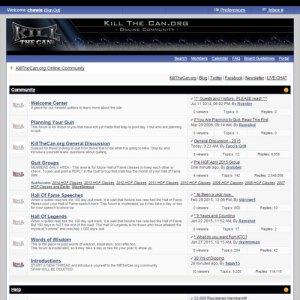 KTC Forums