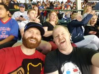 basshaug & quitspit At Wrigley Field