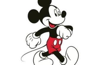 Mickey Mouse - Walt Disney