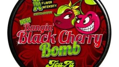 TeaZa Bangin BlackCherry Bomb