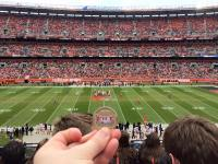 Chewie 50 Yard Line Browns