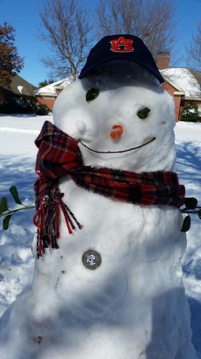 KTC Member Frosty - Lubbock Blizzard