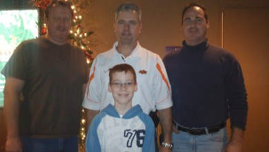 Photo of MikeA, Greg5280, Dr. Bruce Banner and Son