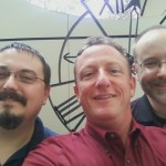 Pghguitar, Theo3wood & ChewMonkey In Pittsburgh