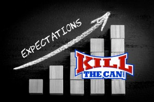 Expectations - KillTheCan