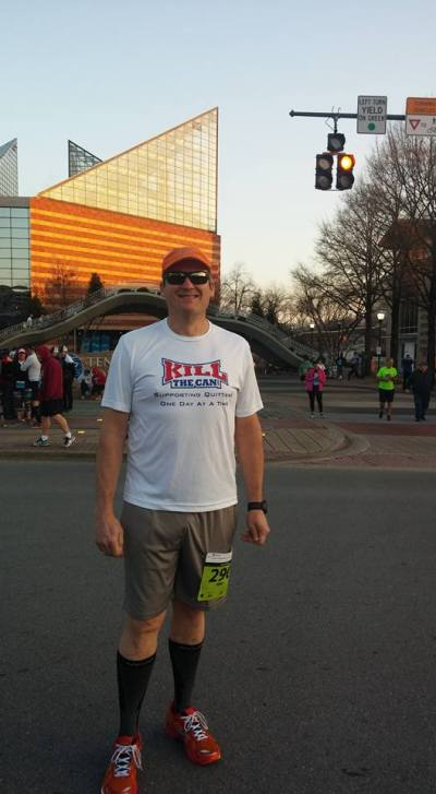 Mike_Land - Chattanooga Marathon
