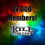 27,000 Forum Members!