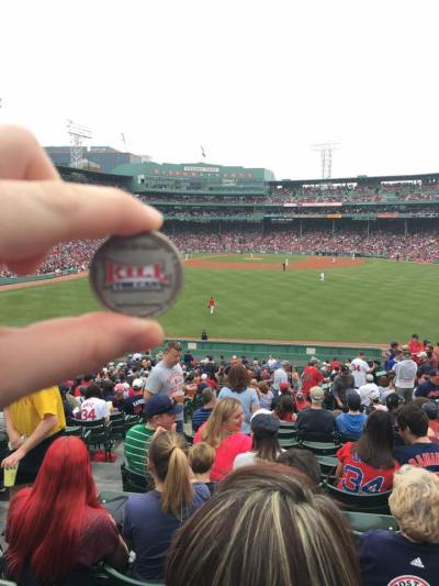 MonsterEMT - Fenway Park