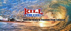 Ride the Wave to Freedom From Tobacco