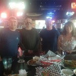 Scoot66, Zeno, AirForceAddict & ChickDip at The Loose Wheel