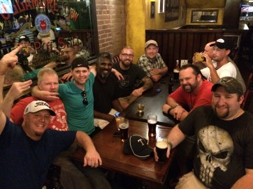 Quitters at Molly Maguires