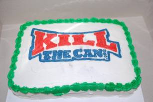 The KTC cake