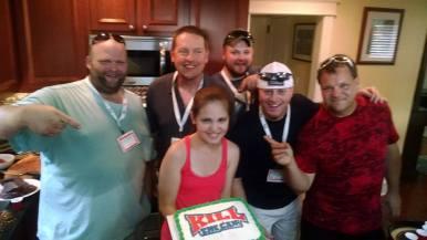 The KTC cake!