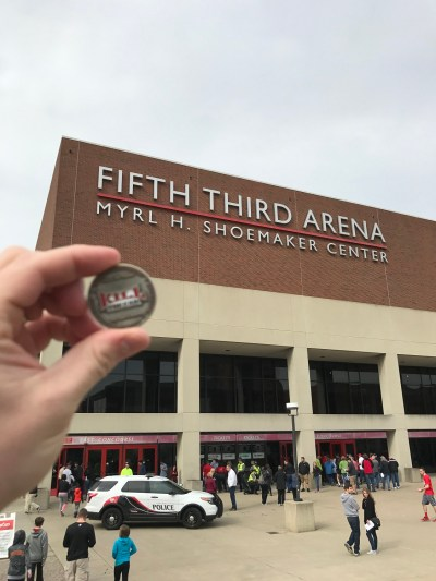 Chewie - Fifth Third Arena