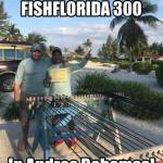 Pky1520 & FISHFLORIDA in the Bahamas!