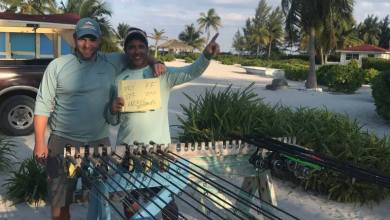 Photo of Pky1520 & FISHFLORIDA in the Bahamas!