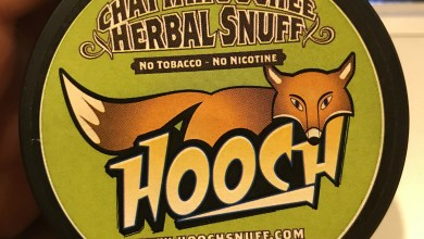 Photo of Hooch Snuff Key Lime Review
