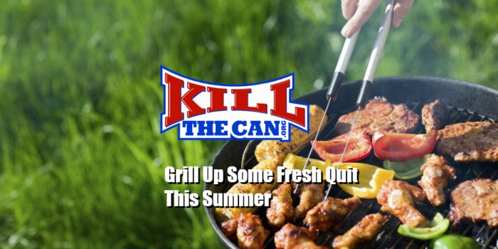 Grill Up Some Fresh Quit