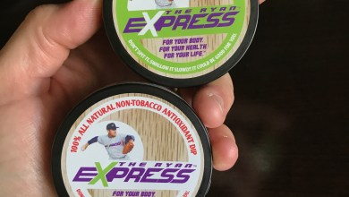Photo of The Ryan Express – Non-Tobacco Antioxidant Dip Review