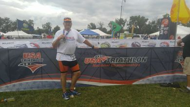 Photo of Killin' It at the USA Triathlon National Championships!