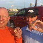 Weedsta and ReWire Rocking Their HOF Coins