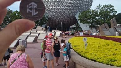 Photo of Candoit Quitting at Epcot