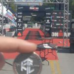 Mike_Land at the Ironman Chattanooga Finish Line
