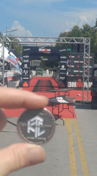 Mike_Land - Ironman Chattanooga