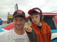 ReWire & Jr - Kansas Speedway (1)