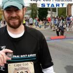Sporticus at the Cape Cod Marathon