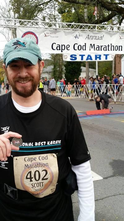 Sporticus Cape Cod Marathon