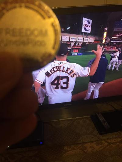UncleRico MLB Playoffs