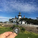 Cmark at Pacific Grove on the Monterey