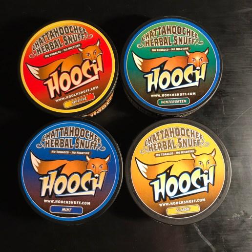 Hooch Packs Flavors
