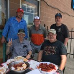 Quitters and Crawfish in Houston