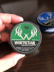 Whitetail Smokeless 1