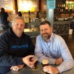 chris2alaska & Peter Gibbons Quitting in Alaska