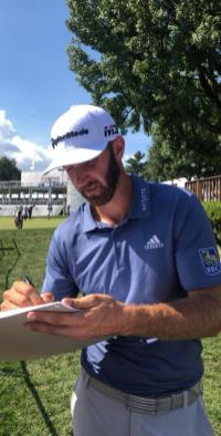 Jeffro Dolfie & Dustin Johnson (3)