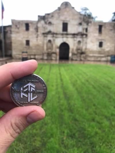 bgbdbrd at the Alamo
