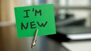 Newbie - I'm New
