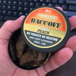 Baccoff Smooth Peach Pouches Feature