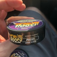 Hooch Snuff Grape 6