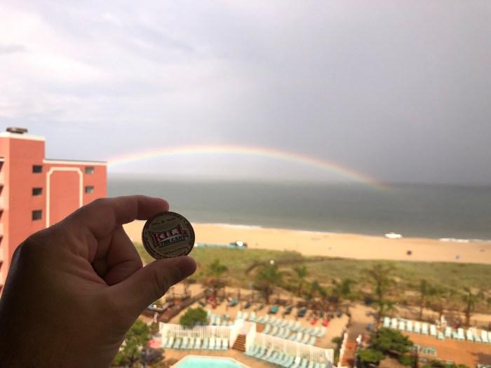 Chewie - Ocean City Rainbow